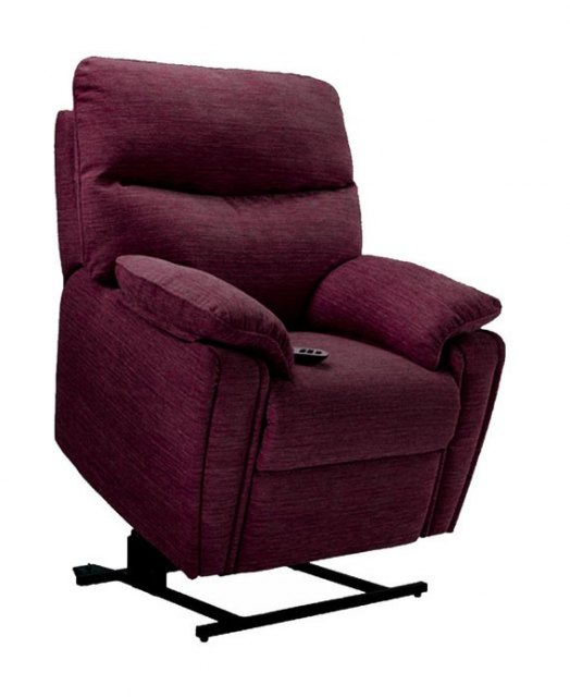 G Plan G Plan Henley Fabric Elevate Small Chair with Dual Motor