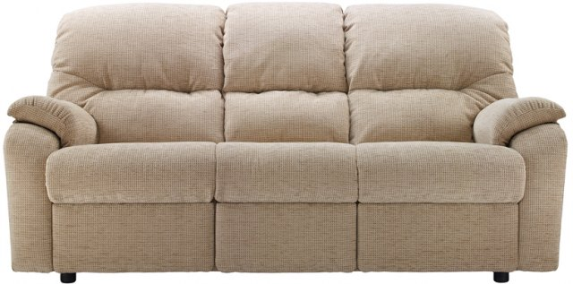 G Plan G Plan Mistral Fabric Small 3 Seater Sofa