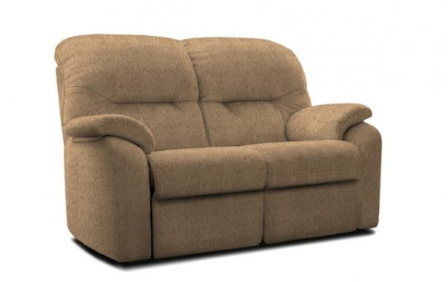 G Plan G Plan Mistral Fabric Small 2 Seater Sofa