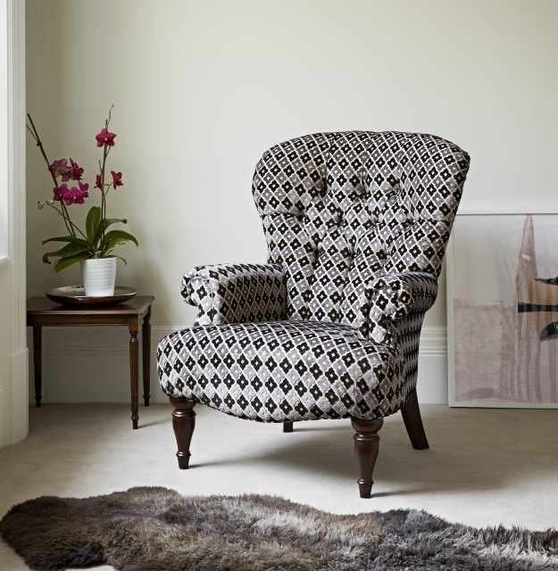 Parker Knoll Parker Knoll Edward Fabric Chair