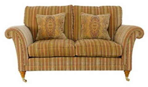 Parker Knoll Parker Knoll Burghley Fabric 2 Seater Sofa