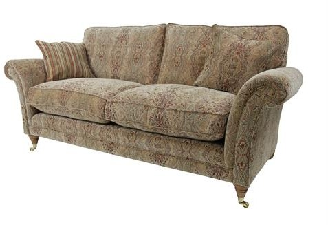 Parker Knoll Parker Knoll Burghley Fabric Large 2 Seater Sofa